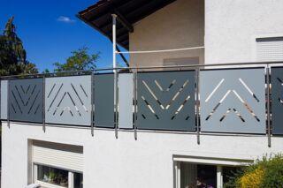 Geländer und Balkone